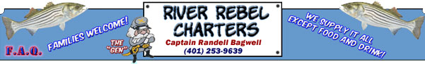 River Rebel Charters