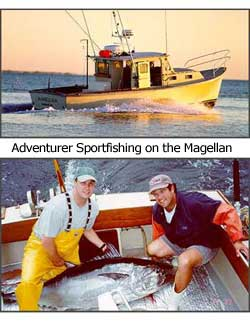 Sport Fishing Charters On The Magellan
